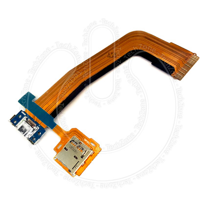 Micro USB Charging Port Flex Fix Part For Samsung T800 T805 Galaxy Tab S 10.5