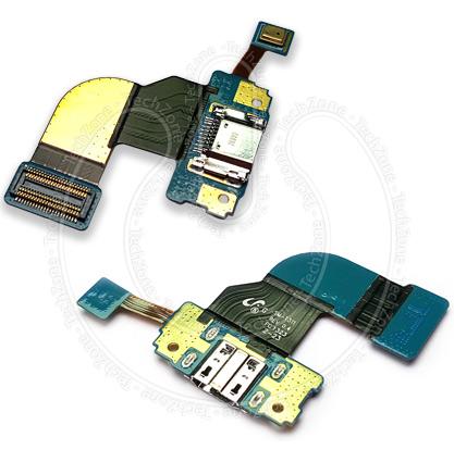Samsung Galaxy Tab 3 8 T311 T315 Usb Charging Port Mic Connector Flex Cable Ebay